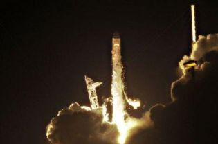 SpaceX Laumched