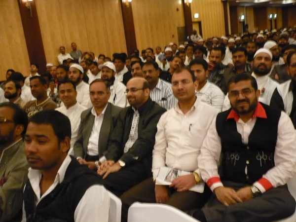 All India Urdu Mushaira held in Qatar