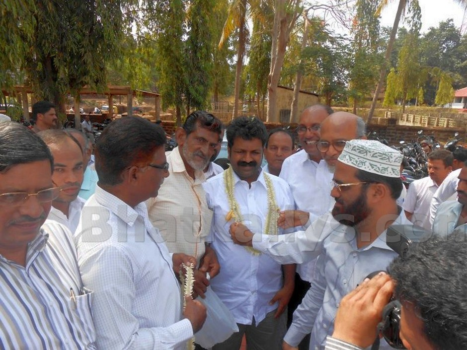 Photos : Inauguration of MLA Office at Taluka panchayat office Bhatkal