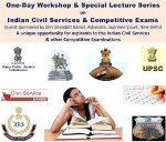 One day workshop for Civil Service Exams aspirants