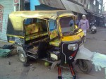 School minibus collides with auto-rickshaw near Marikatta, 3 injured