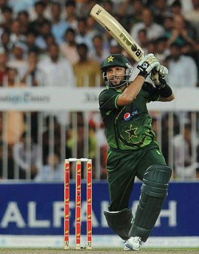 1st T20: Afridi stars in Pakistan's 3-wicket win over Sri Lanka
