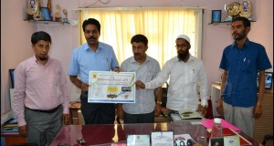 Photos: Anjuman Degree College to organize State Level Management fest,'Anjumani Ascent 2014′ on March 11