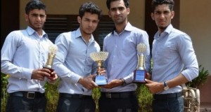 Photos: Anjuman Degree college students wins national level fest and kabaddi tournament