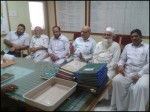 Tanzeem delegation meets the new DSP to discuss prevalent conditions in Bhatkal