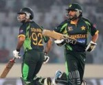 Afridi helps Pakistan pull off a thrilling one-wicket win