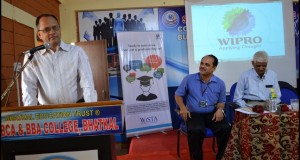 Photos: Wipro Technologies, Bangalore organize Parents Meet for the Wipro campus recruitment candidates at Bhatkal