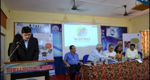 "Wipro holds ""Parents Meet"" at Sudhindra College in Bhatkal"