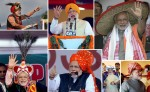 Refusal to wear skull cap shows Modi is a 'bigot': Cong
