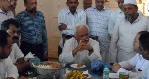 Photos: R V Deshpande visits Bhatkal to thank all the voters