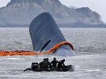 South Korea ferry mishap: death toll reaches 46