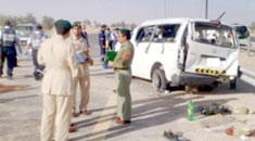 5 Indians killed in road accident in Saudi Arabia