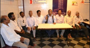 Photos: Christian Association calls a Press meet to support Congress