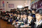 Photos: Shams School Organized Convocation for Nursery Students
