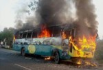 Six killed in Karnataka bus fire