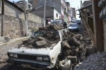 7.5 earthquake rattles Mexico