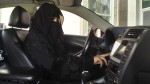 Saudi woman defies driving ban, husband fined