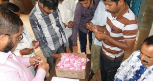 Photos: Draw for ramzan bazar at muincipalty Bhatkal