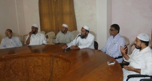 Photos: Markazi Fitra Committee meeting held at Moualana Abul Hasan Academy