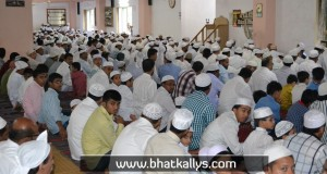 Photos: Eid-ul-Fitr celebrated in Bhatkal