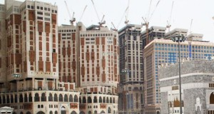Makkah hotel room rates break records