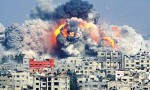 100 Gazans die in maniacal strikes