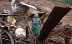 Pune landslide: Toll rises to 23, rain hampers rescue efforts