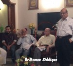 BMJ Bangalore holds condolence function in remembrance of late Dr. Usman Siddique