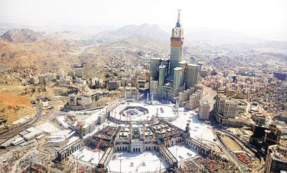 Massive Overhaul Changes The Face Of Makkah