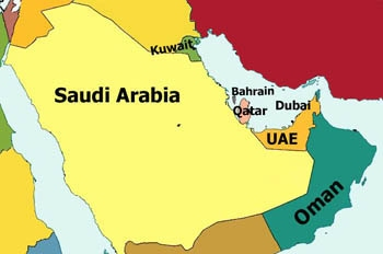 Richest countries in middle east revealed bhatkallys richest countries in middle east revealed gumiabroncs Choice Image