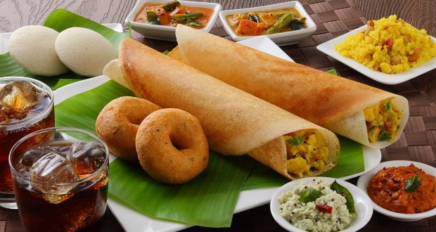 The list of the best Indian food - Dosa