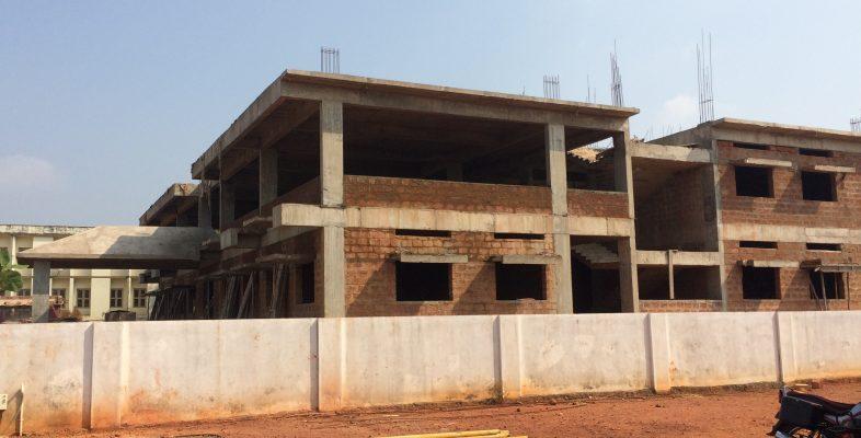 New Building For Anjuman Boys 39 High School On Schedule