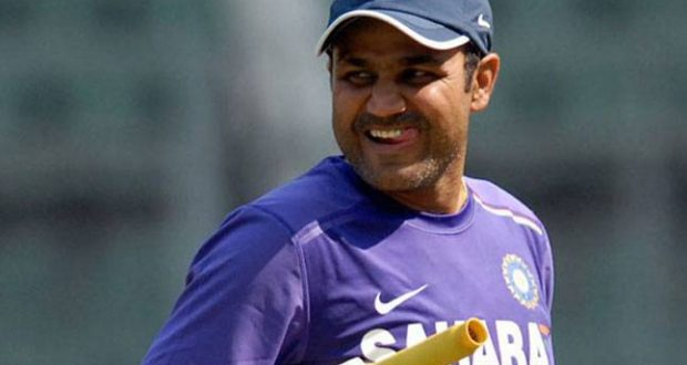 Virender Sehwag Asked To Apply For Coach Of Indian Cricket