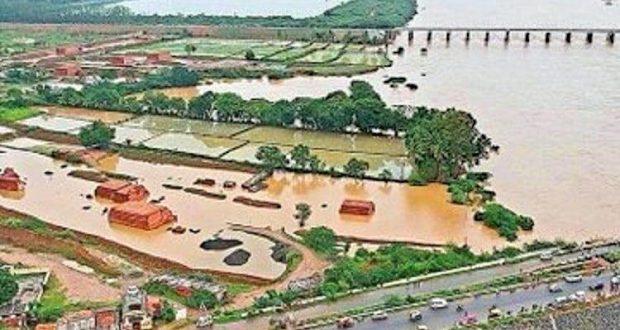 Flood alert issued in three Karnataka districts as gates of