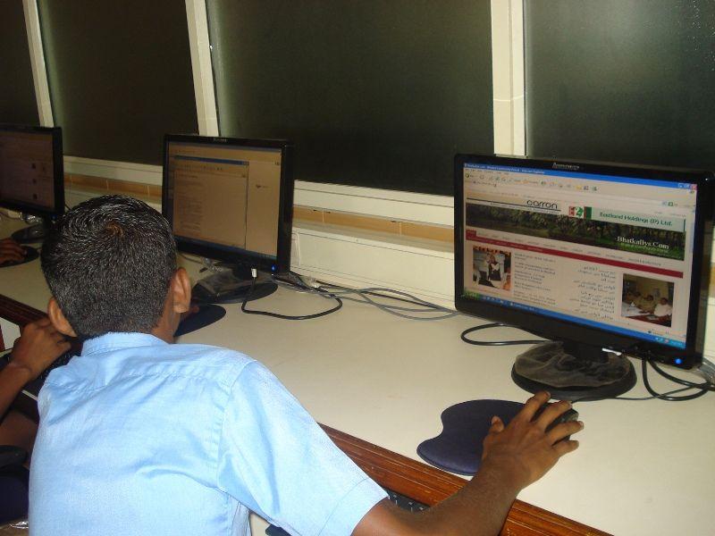Zilla parishad organizes free internet training camp for govt school bhatkallys news service yahya hallare publicscrutiny Images