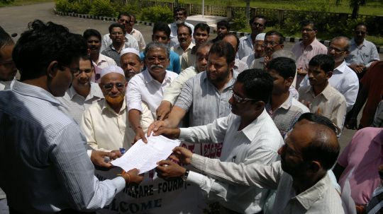 Bhatkal Citizen Forum demands 21 meter land acquisition for NH-66