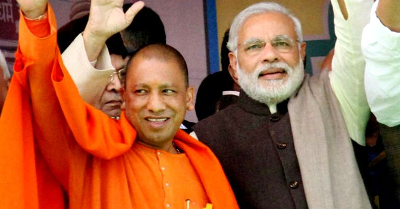 Big boost for Yogi's UP: PM Modi launches projects worth Rs 60,000 ...
