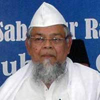 Mufti Ashraf Ali Baqwi